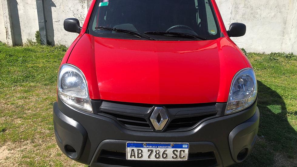 Renault Kangoo Confort 1.6 5 asientos + GNC