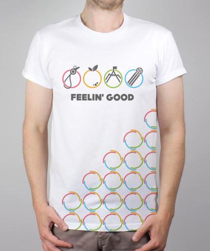 2beRun Shirt