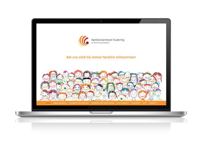 Redesign Webseite und Logo