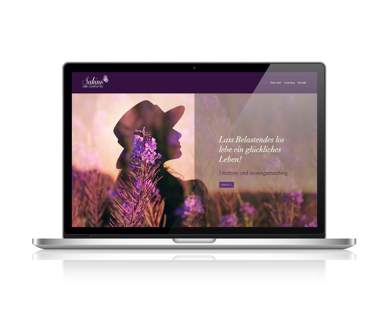 Webseite Redesign