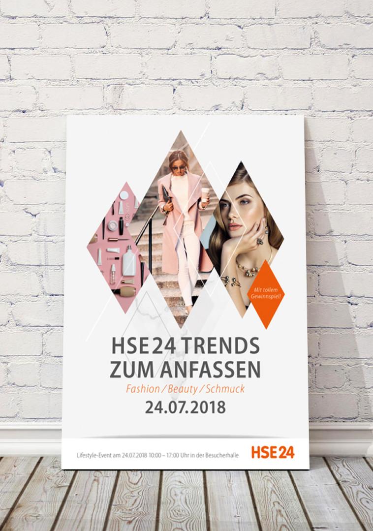 Messe Plakat