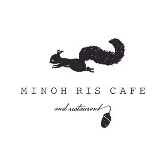 MINOH RIS CAFE様 LOGO