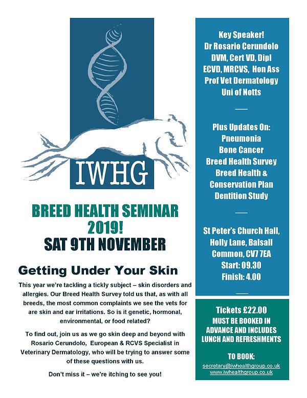 breed health seminar 2019 Flyer draft 1.