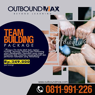 Jasa Outbound Training - Product Team Bu