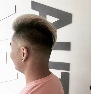 HUE Salons delivered a great cut and color!