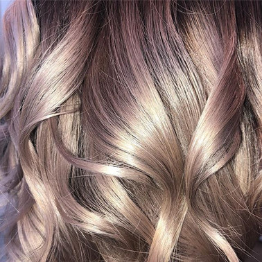 We're obssesing over these beautiful tones!