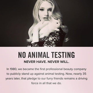 Ask your stylist if the products they use are kind to our furry freind!  Paul Mitchell products are! Support your local PM salons!