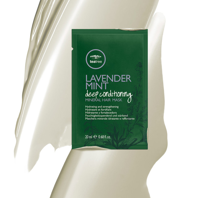 Add A Lavender Mint Deep Condition To Your Washhouse Experience $15