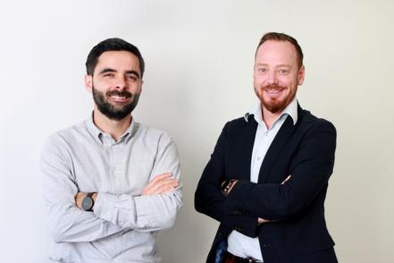 Lionel Ktorza (CEO) & Ludovic Carro(CTO)
