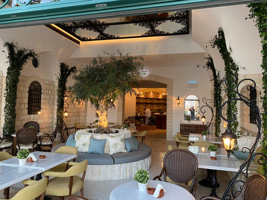 Katara Hills Restaurant