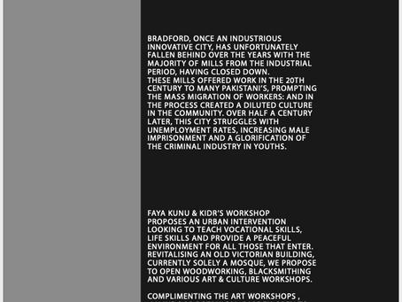 Faya Kunu & Kidr's Workshop Proposal