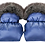 Thumbnail: QUALI HAND MUFFS- blue
