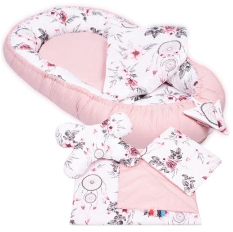 PINK DREAMCATCHERS- Baby Nest Set - 5 Pcs