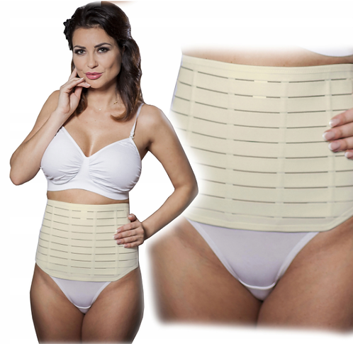Postpartum Recovery Belt - Nude (one size)