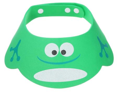 Adjustable Shampoo Eye Shield - FROG