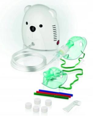 Inhaler / Nebulizer TEDDY