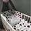 Thumbnail: Cot Bedding Set- Minie Mouse