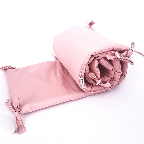 COT BUMPER PROTECTION-  CANDY PINK