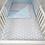 Thumbnail: 3 pcs Cot Bedding Set BLUE&STARS