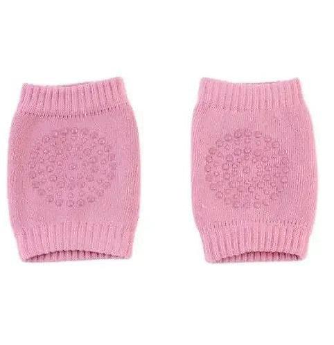 Crawling knee pads - pink