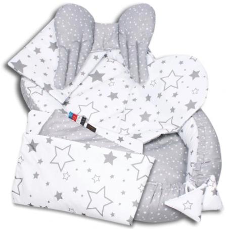 BIG STARS Baby Nest Set - 5 Pcs