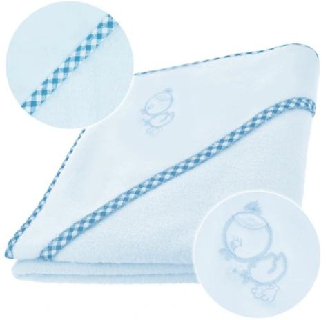 Kopia Hooded Bath Towel- Blue