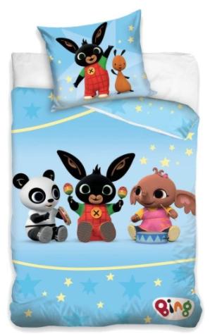 """""""BING"""" Toddler Bedding set"""
