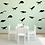 "Thumbnail: Decowall "" Black Dinosaurs"" wall stickers"