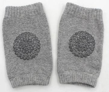 Crawling knee pads - grey