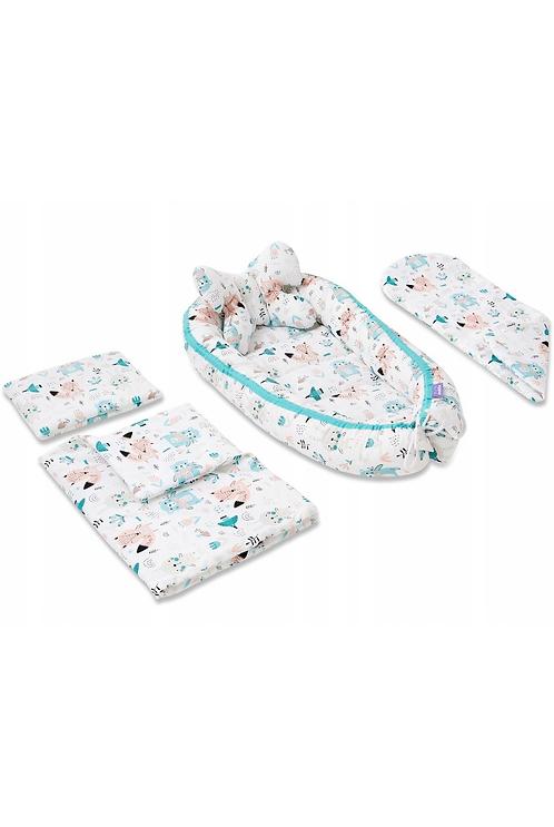 JUKKI BEARS - Baby Nest Set - 5 Psc