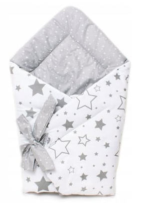 swaddle/wrap - big stars