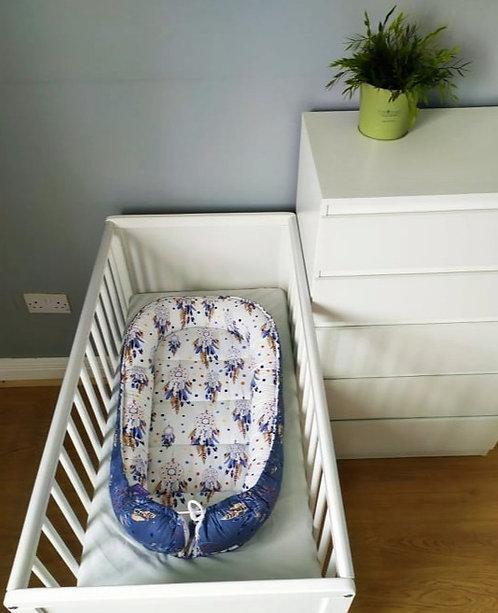 JUKKI NAVY DREAMCATCHERS - Baby Nest