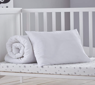Antiallergic Duvet and Pillow Bundle - Toddler BED
