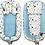 Thumbnail: Kopia 6- PCS SLEEPING POD/NEST SET-BLUE STARS