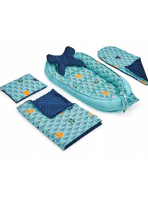 JUKKI FOREST - Baby Nest Set - 5 Psc