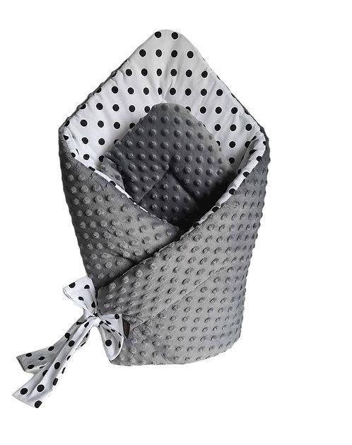 swaddle/wrap - dots