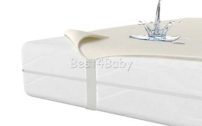 Waterproof Mattress Protector – Cot Bed