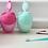 Thumbnail: Shampoo Cup - Blue