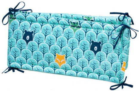 COT BUMPER PROTECTION - FOREST