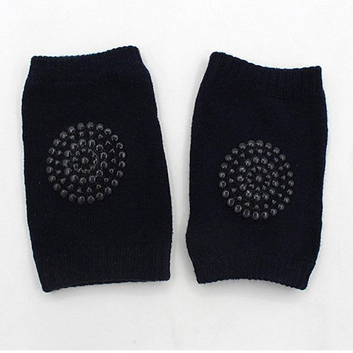 Crawling knee pads - black