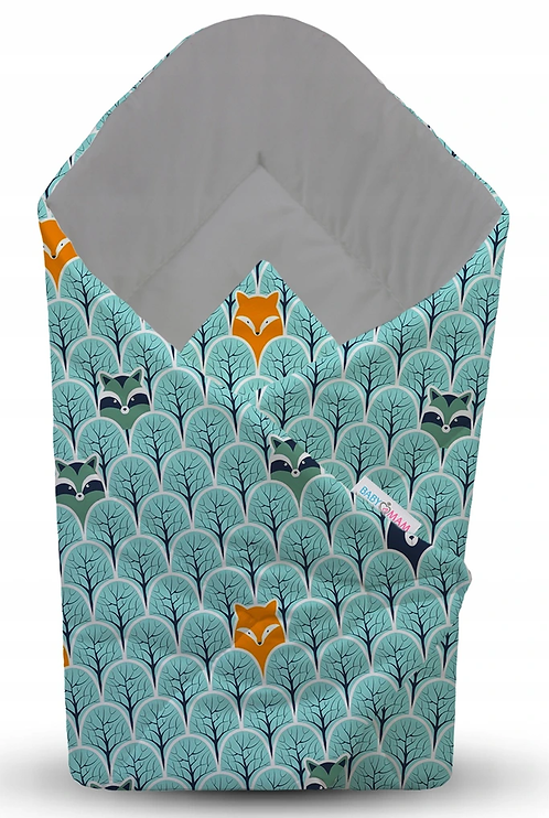 swaddle/wrap - forest