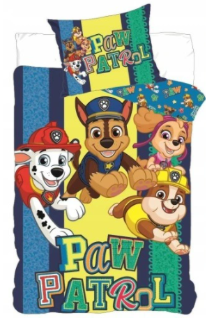 """PAW PATROL"" Toddler Bedding set"