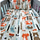 """Thumbnail: """"COLORFUL FOREST"""" - Cot bedding set"""