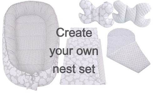 CREATE YOUR OWN NEST SET