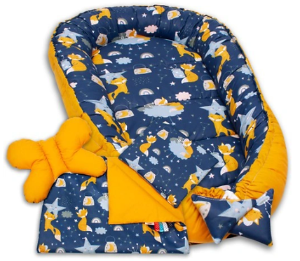 OVER THE MOON - Baby Nest Set - 5 Pcs