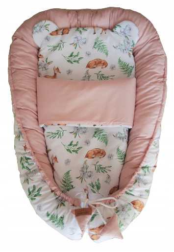Cute Nest Set - PASTEL PINK& ROE DEER