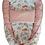 Thumbnail: Cute Nest Set - PASTEL PINK& ROE DEER