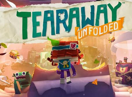 Tearaway, un videogioco sui videogiochi