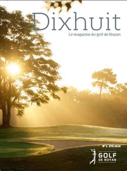 Magazine Golf Royan