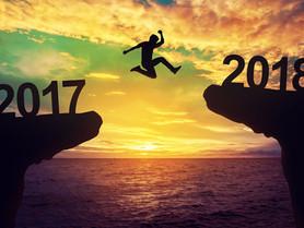 Jak vědomě vstoupit do roku 2018